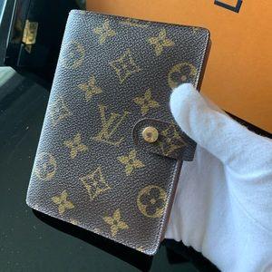 Louis Vuitton   Monogram Agenda PM Notebook